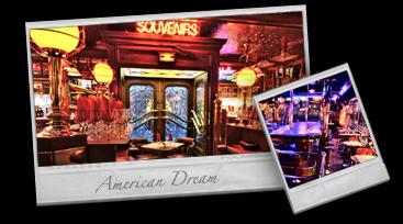 AMERICAN DREAM, meilleur restaurant américain de Paris (75) - Contact